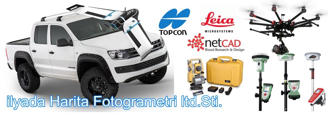 İlyada Harita Fotogrametri Ltd. Şti